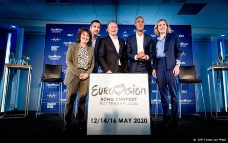 Rotterdam: ruim 15 miljoen voor songfestival