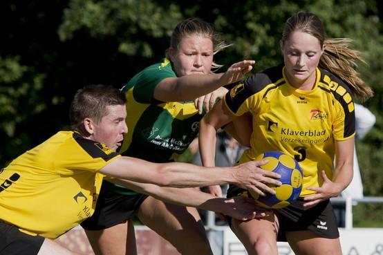 Tempo debuteert met zege in hoofdklasse korfbal