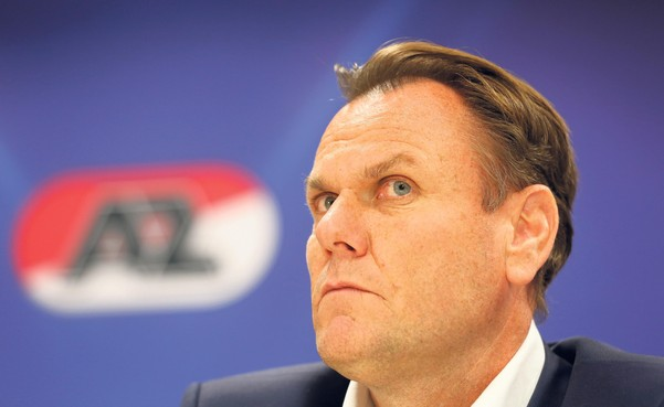 Robert Eenhoorn reageert op Feyenoord-berichten: 'Groepsfase halen met AZ staat bij mij op 1, 2 en 3'