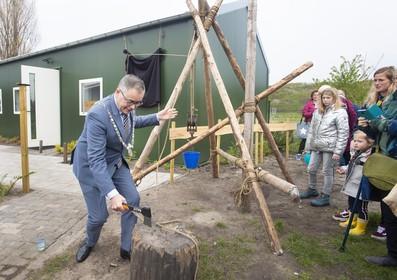 Scouting Haarlem bloeit in nieuw kantoor