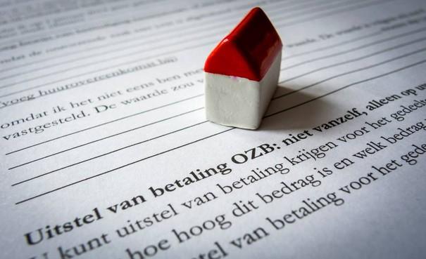 'Huiseigenaren betalen 2,2 procent meer ozb'