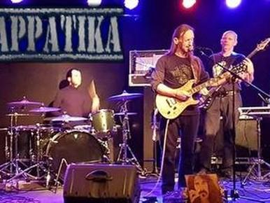 Zappa tribute in Leiden