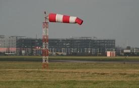 Vluchten Schiphol vertraagd door harde wind