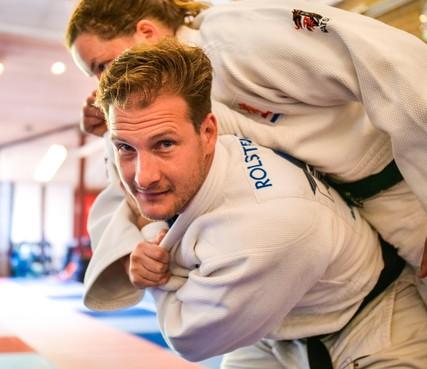 Voor judoka Sander Bakker is investeren deel van het succes