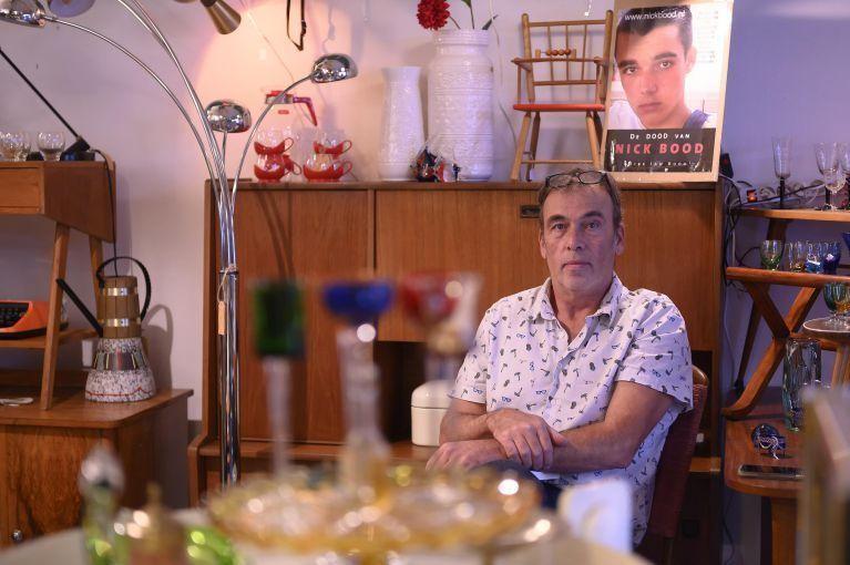 Dirk Jan Bood (57) over in Zaandam vermoorde zoon Nick (16): 'Ik denk iedere dag aan wraak' [video] - Noordhollands Dagblad