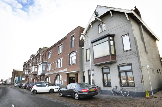 Ton Wijker van BIZ Havengebied IJmuiden: 'Ik geloof niet dat een seksclub positief bijdraagt aan de veiligheid'