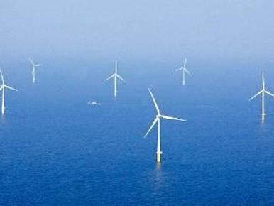 Kleine schepen mogen door windpark op Noordzee