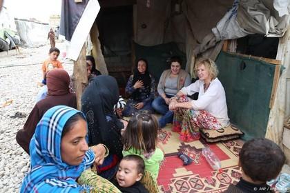 SCP: helft Syriërs wil in Nederland blijven