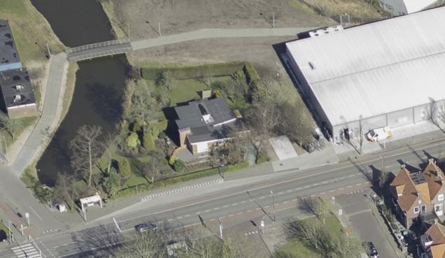 Gemeente wil woning kopen aan de Julianaweg in Volendam