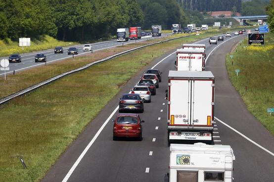Overleg met Rijkswaterstaat over overlast A27: eerst meten, dan weer praten