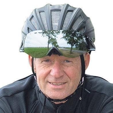 Fotograaf Wim Egas fietst de zwaarste fietskoers die er is: een sprintje op de top van de Ventoux