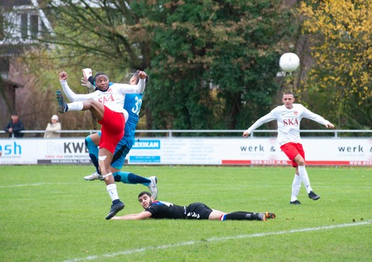 Landsmeerse voetbalclub IVV is al maanden druk bezig op transfermarkt