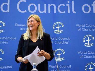ICAN neemt Nobelprijs voor Vrede in ontvangst