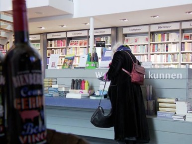 Alcohol blijft taboe in winkels Den Helder