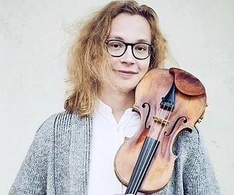 Viooltalent Tim de Vries (18) verhuist uit Zaandam naar Wenen