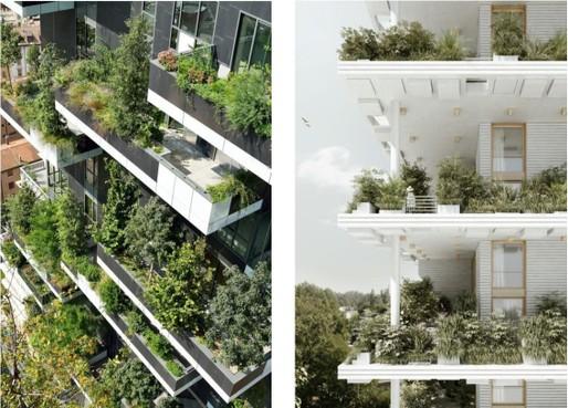 'Hoge Heerhugowaardse flats tegenover het klassieke Langedijker Oosterdelgebied: dan geven we die gewoon groene gevels'