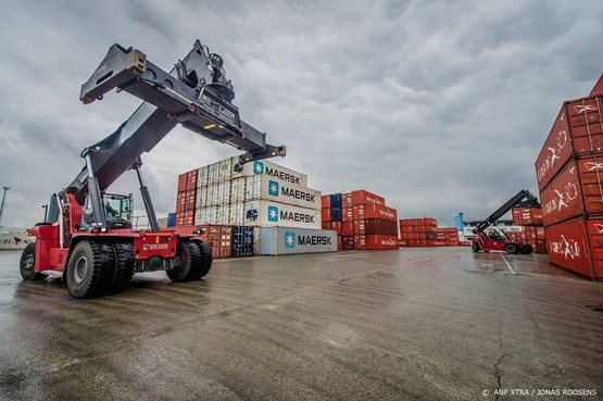 Cocaïnevangst Antwerpse haven naar record