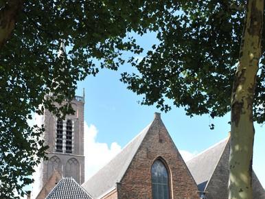 Protestanten Beverwijk willen terug naar Grote Kerk
