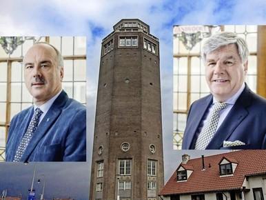 Weer nieuwe wethouder Watertoren Zandvoort