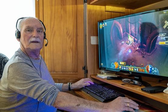 Tedje de Gamer op wereldreis met SBS6