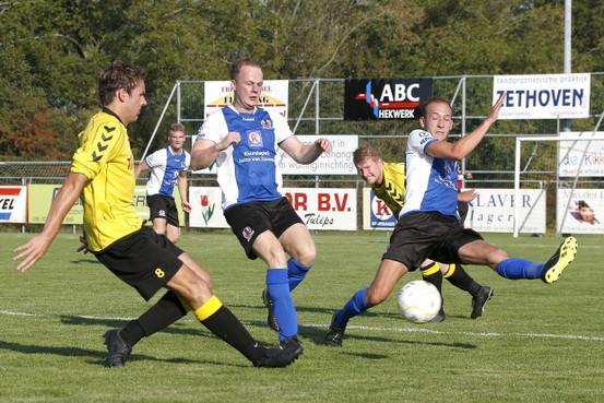 Treffen voor beker tussen Nieuwe Niedorp en Winkel (0-4) is meer nuttig dan nietszeggend