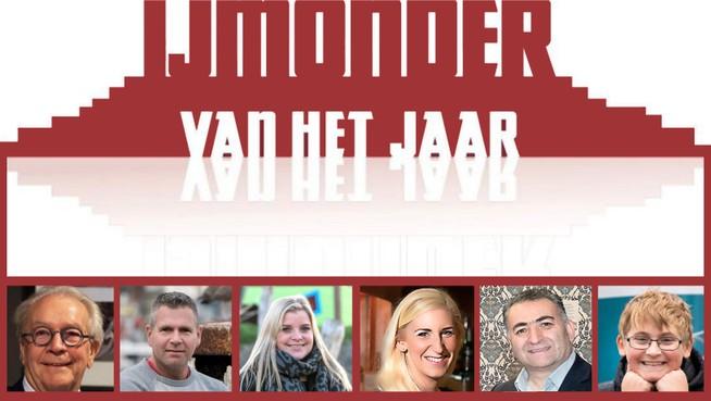 Hier zijn ze: onze zes finalisten voor IJmonder van het Jaar