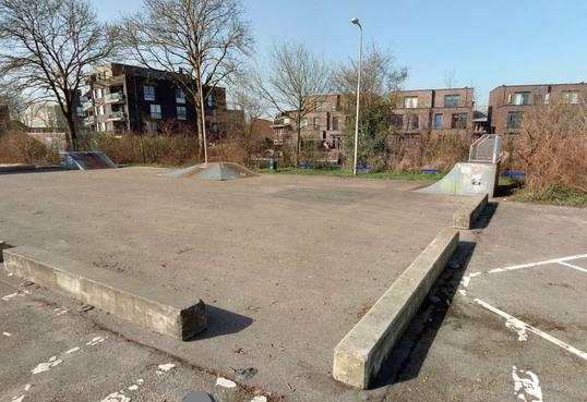 Skatepark Roelofarendsveen verdwijnt dit jaar