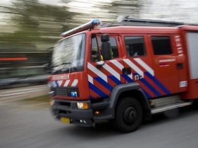 Brandje bij hoofdkantoor Zeeman Alphen aan den Rijn