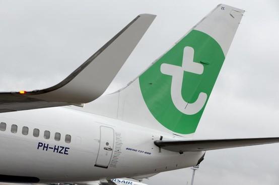 Nieuwe acties Transavia in de maak