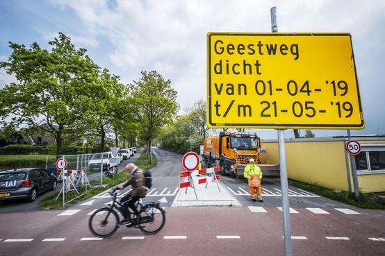 Zuid-Scharwoude 'op slot', ondernemers boos op college Langedijk