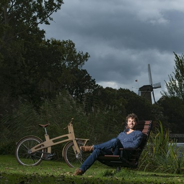 Jan Gunneweg wil dat werk liefde uitstraalt