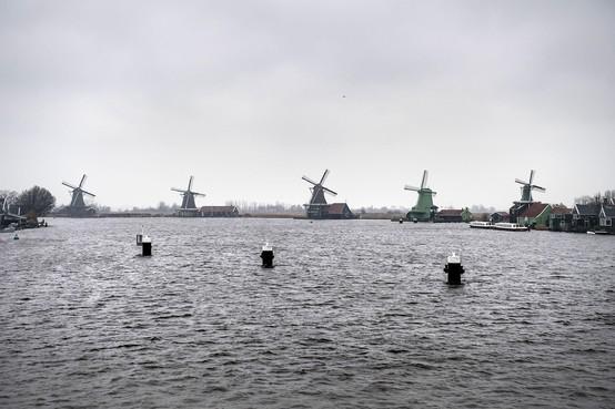De Zaansche Molen steunt strategie Zaanse Schans