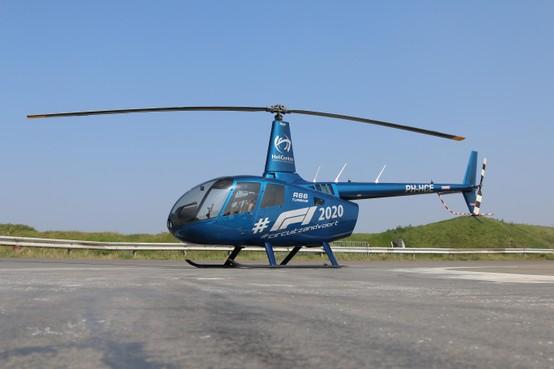 Helikopterbedrijf vraagt toestemming voor 250 vluchten tijdens de Formule 1 in Zandvoort, 'fractie van wat er naar Grand Prix in Spa vloog'