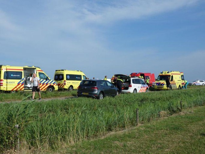 Dodelijk noodlot na een dag werken op het land in Noordwijkerhout