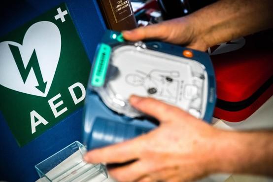 Info-avond Blaricum over AED-netwerk