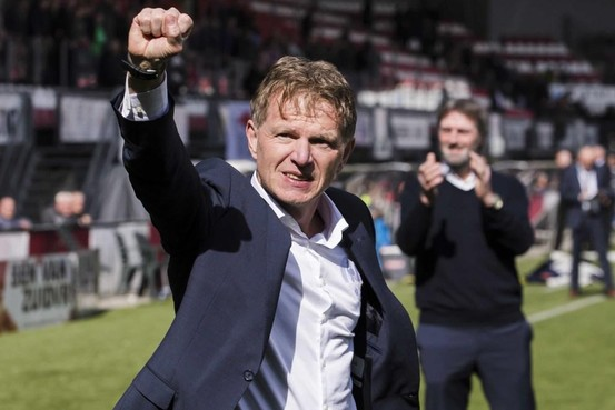 Groenendijk blijft trainer bij ADO Den Haag