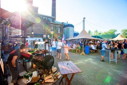 Rrrollend Leiden zegt bakermat vaarwel en zoekt nieuwe plek voor foodtruckfestival