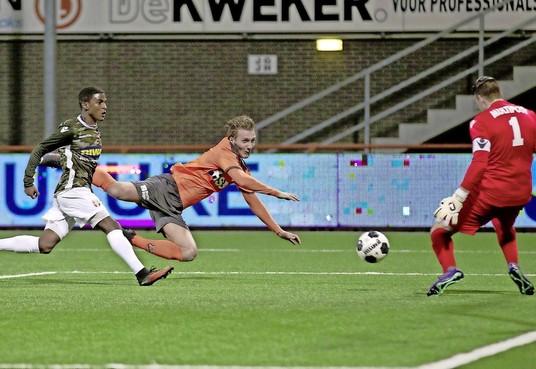 Na zeven jaar FC Volendam hoopt Erik Schouten nu op een contract bij Cambuur Leeuwarden