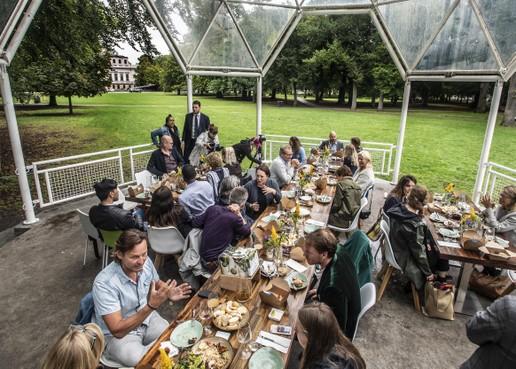Horeca Haarlem doet ode aan het eten van restjes: ook in sterrenzaak kan doggybag gewoon