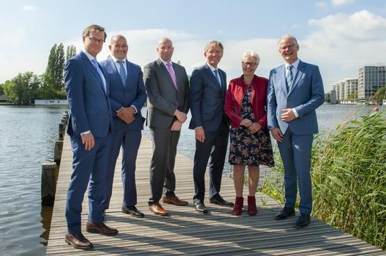 Nieuw dagelijks bestuur Waterschap Amstel, Gooi en Vecht wil inwoners meer betrekken bij plannen