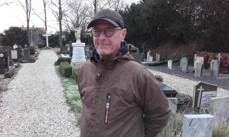 Serene rust op begraafplaats Obdam