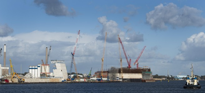 'Pijn van IJmuidens zeesluisproject lijkt grotendeels geleden'