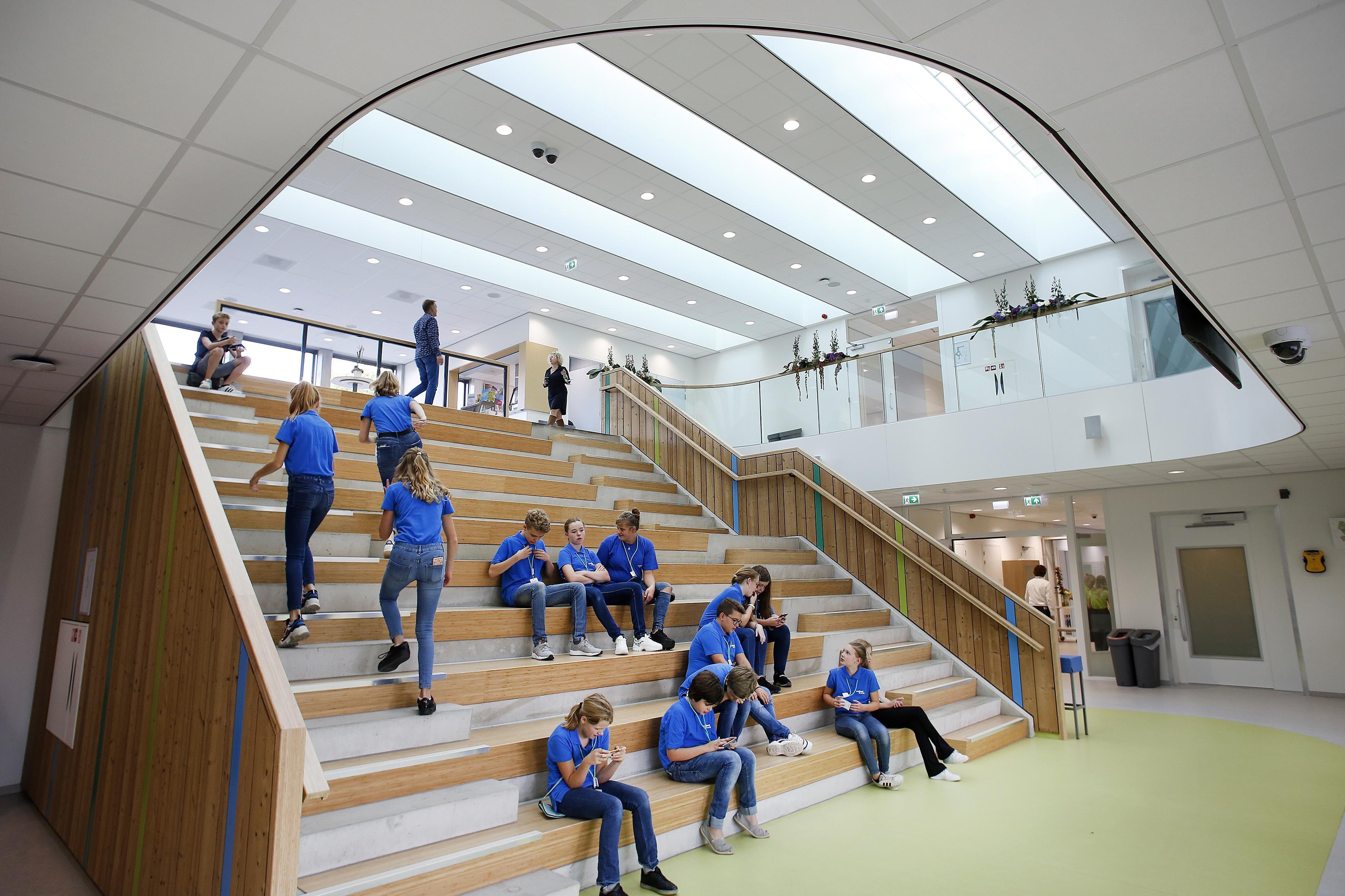 Nieuw gebouw Wellantcollege Naarden