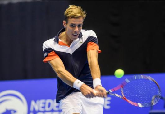 Venneper Scott Griekspoor debuteert in Daviscupteam