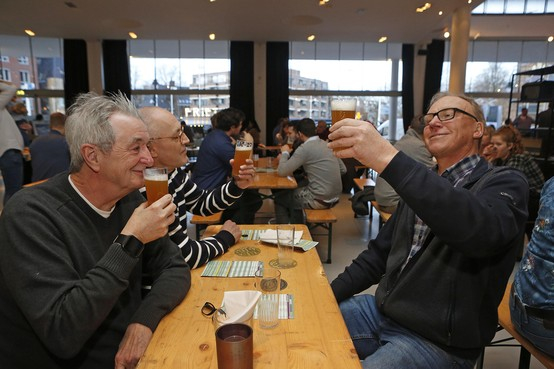 Winterse editie van BierFest in Hilversum smaakt naar meer