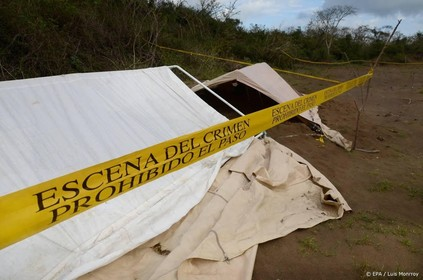 44 mensen geïdentificeerd in massagraf Mexico