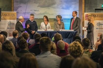 Texels Bolder-debat 'hele zit, maar superinteressant'