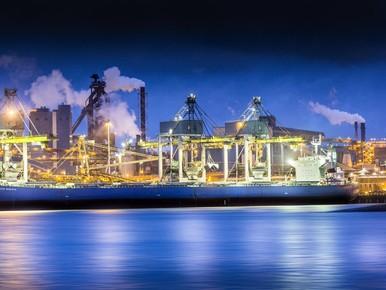Tata Steel schakelt over op led-verlichting op wegen