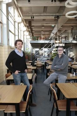 Verkiezing De Gooi- en Eemlander 2018: Peter Kos en Pieter Hogenbirk
