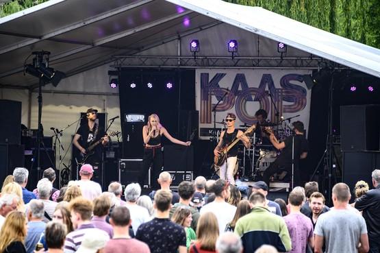 Kaaspop in Edam beleeft zonovergoten editie